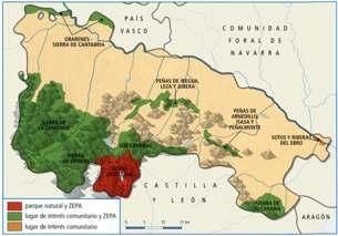 Espacios naturales protegidos de La Rioja
