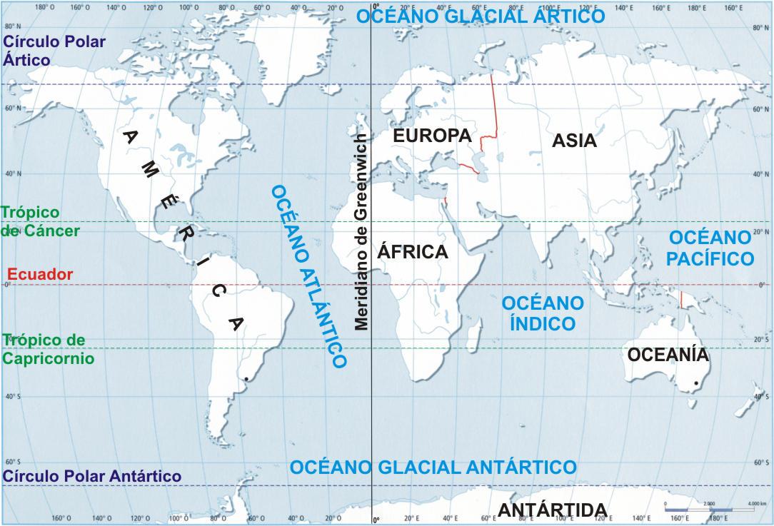 latitud y longitud planisferio y mapas de la rioja españa